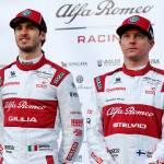 Räikkönen és Giovinazzi is marad az Alfa Romeónál
