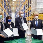 Nyolcvankétezer üveg Béres Cseppel segíti a gyártó a pedagógusokat
