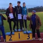 Kárpátaljai nyert bronzérmet az ukrán ifjúsági könnyűatlétika bajnokságon