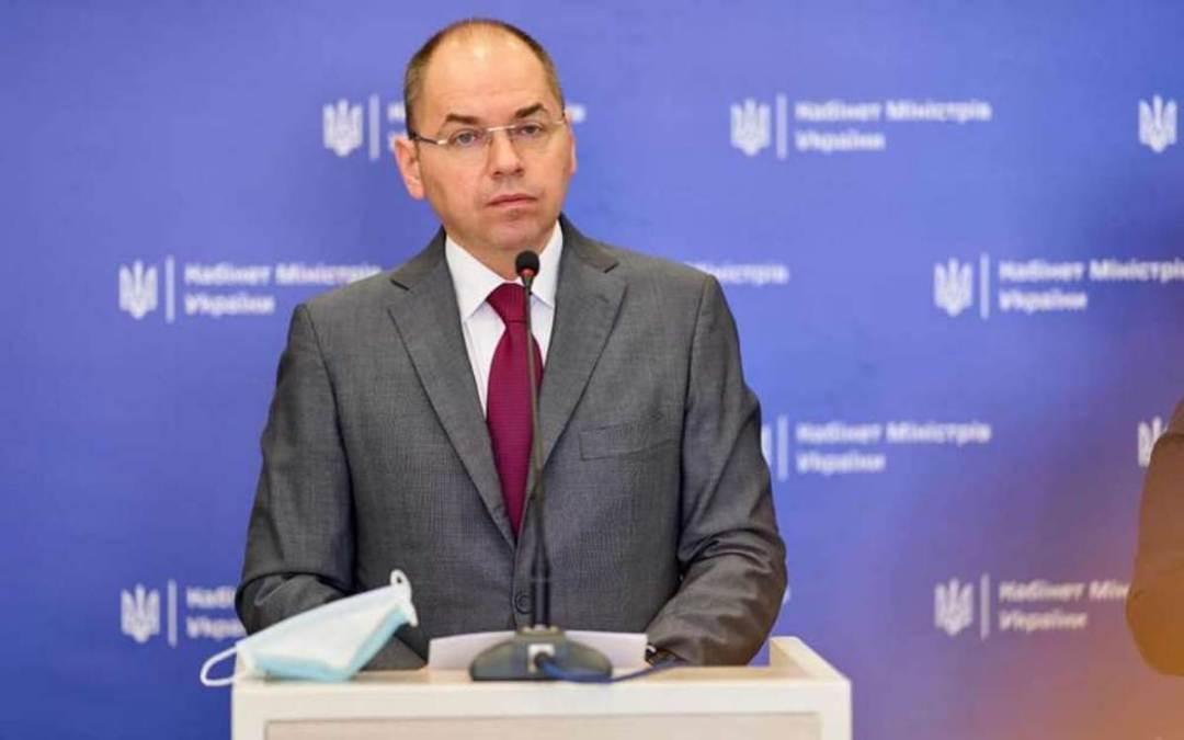 Sztepanov : továbbra is feszült a járványhelyzet Ukrajnában