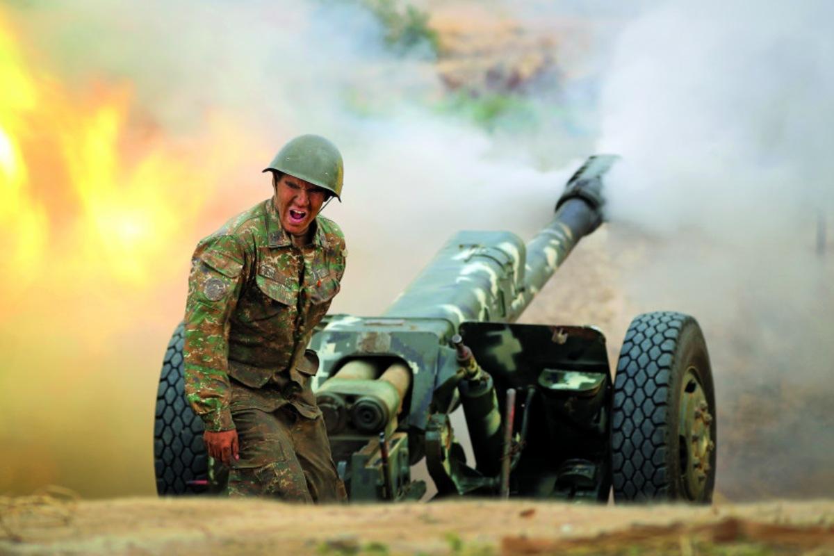 örmény azeri harcok