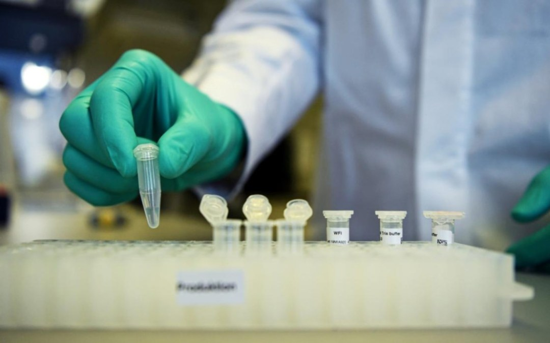 Vakcinagyártásba kezdene Ukrajna