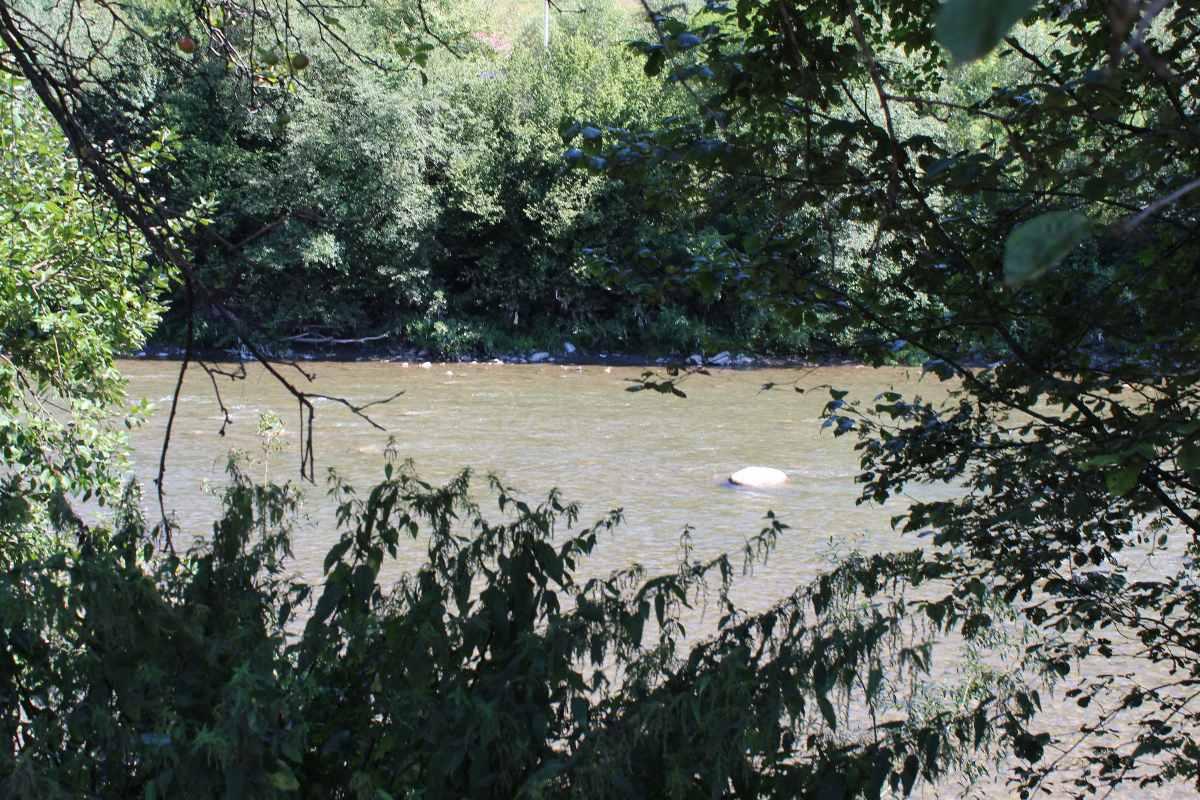 víz folyó Terebesfejérpatak