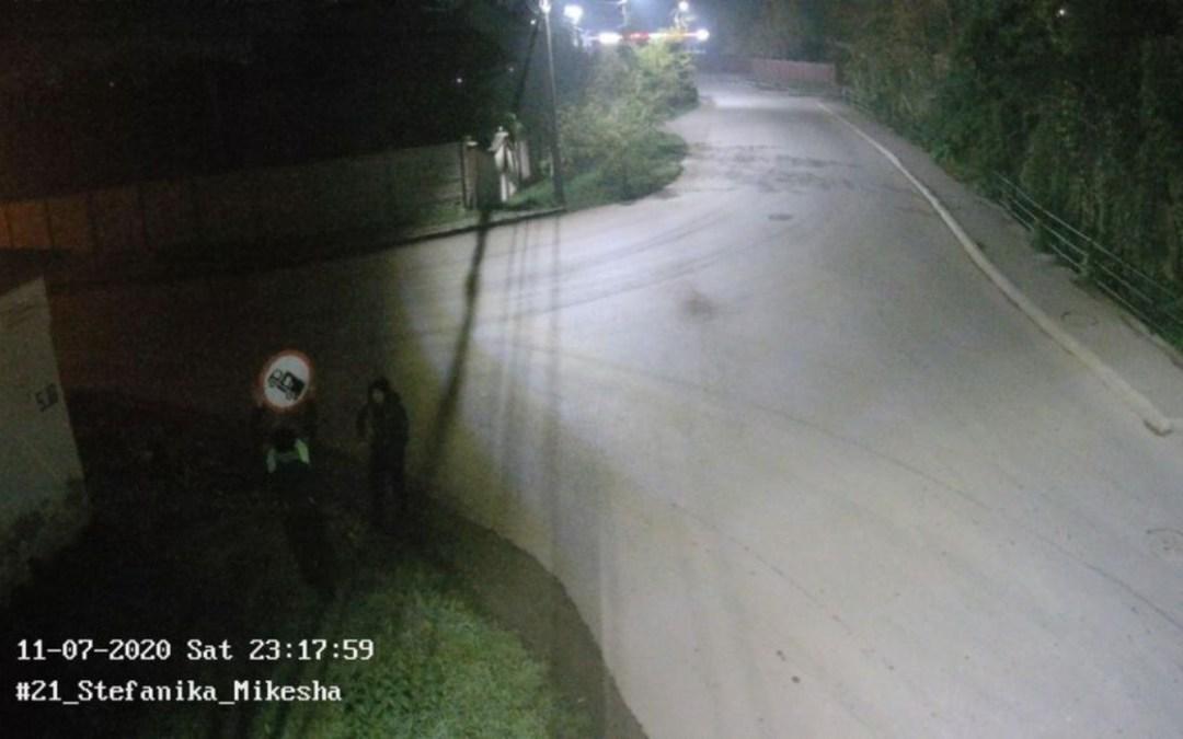 Közúti jelzőtáblát loptak Beregszászban