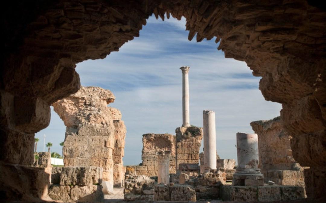 Korántsem csak a romboláshoz értettek a Karthágó örökébe lépő vandálok