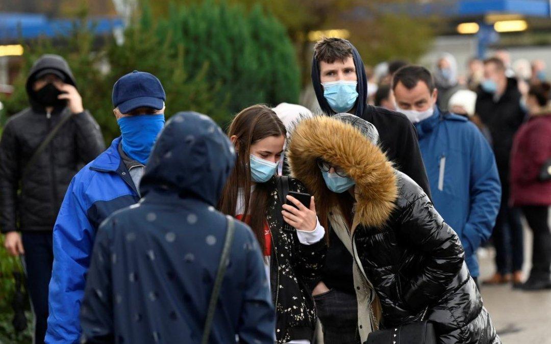 Több mint négyezerrel nőtt a fertőzöttek száma Ukrajnában
