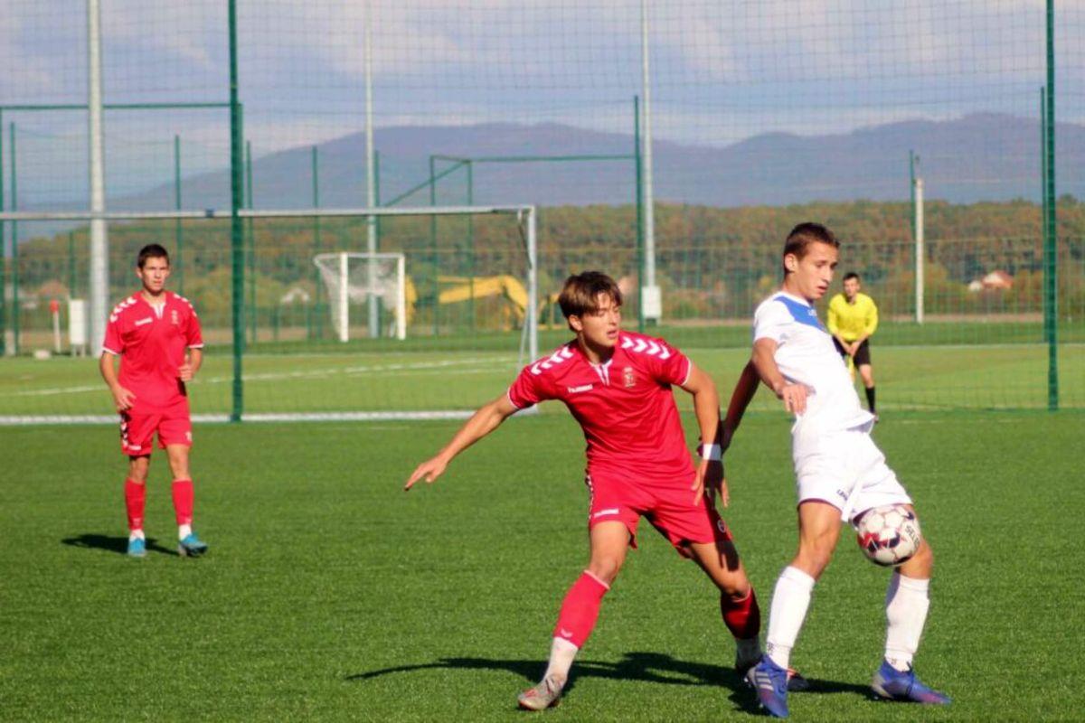 munkácsi labdarúgó akadémia
