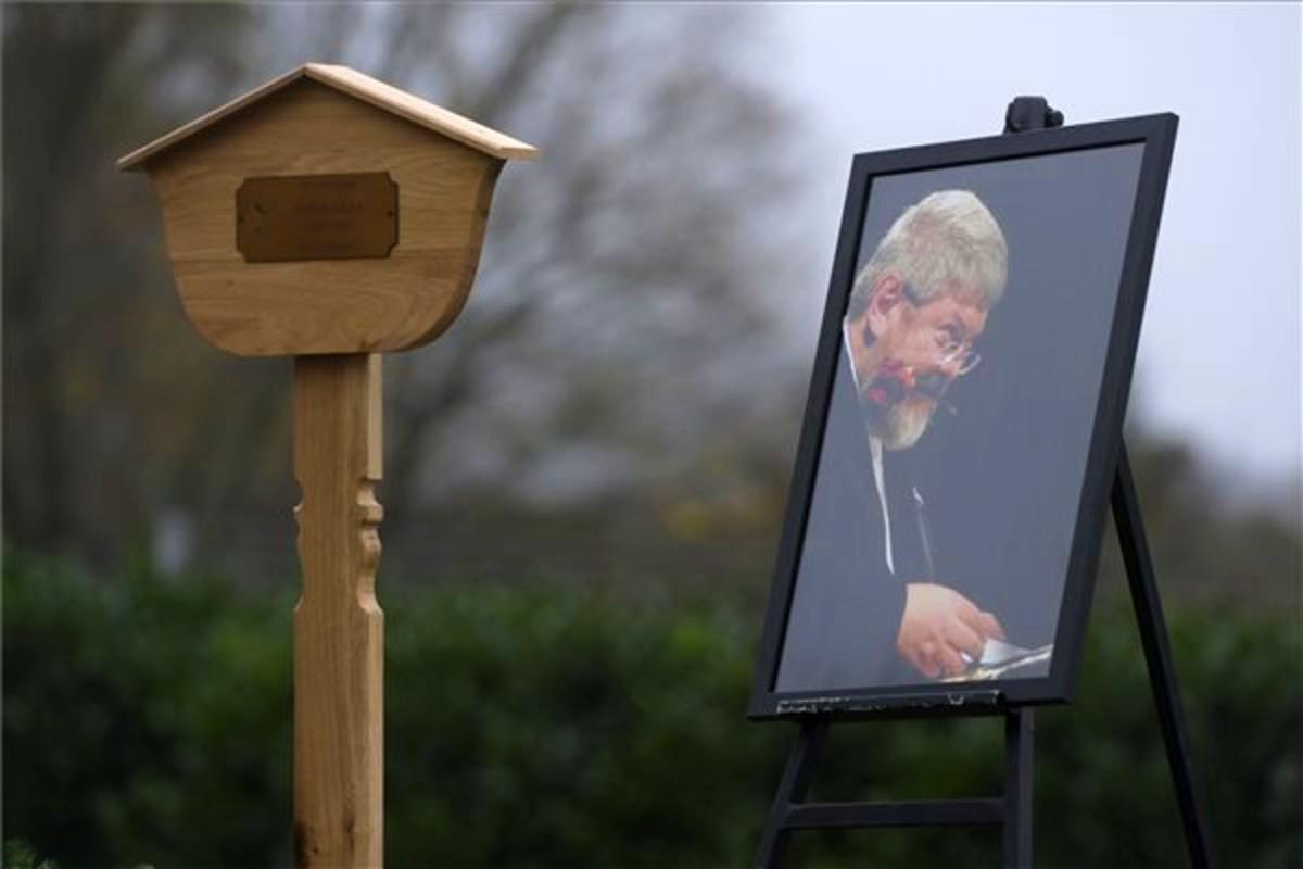 Szőcs Géza temetése