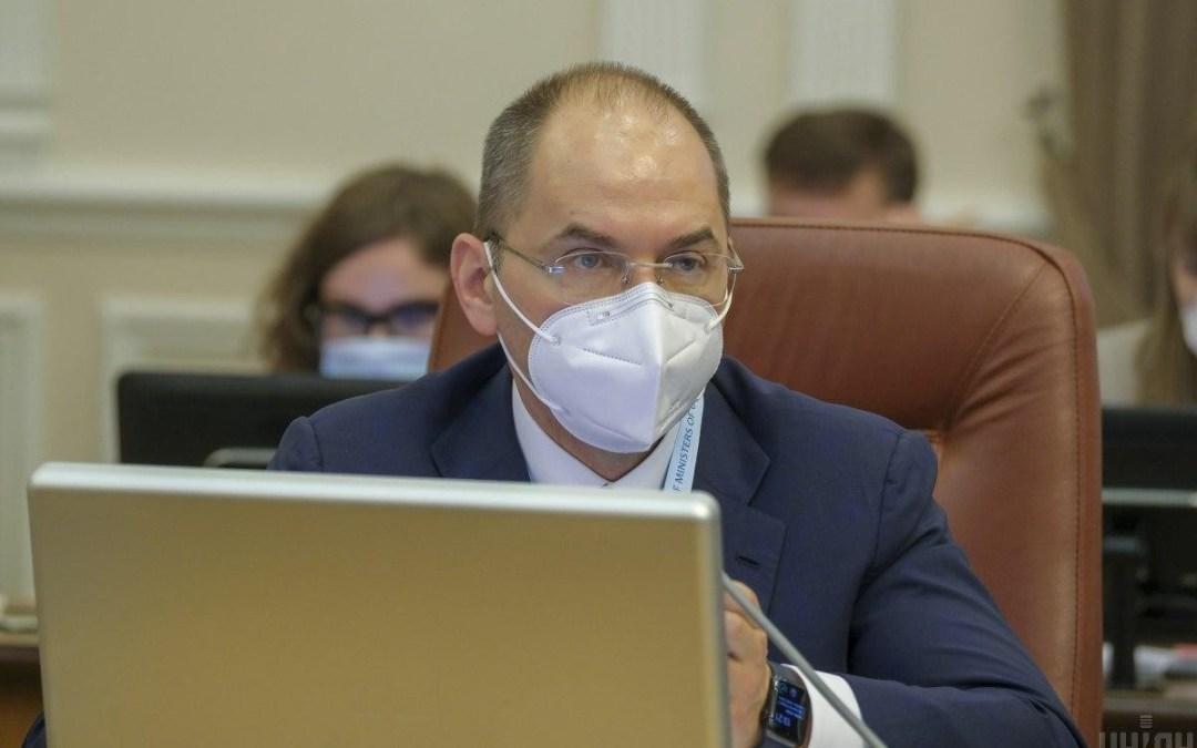 Sztepanov: Továbbra is feszült a járványügyi helyzet Ukrajnában