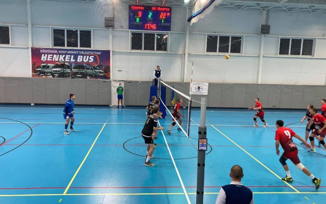 Országos röplabdabajnokság a Rákóczi-főiskolán