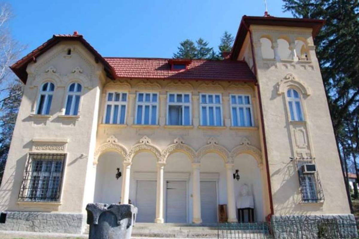 Csucsai Boncza-kastély