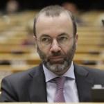 Manfred Weber: ki kell zárni Oroszországot a SWIFT rendszerből, ha lerohanja Kelet-Ukrajnát