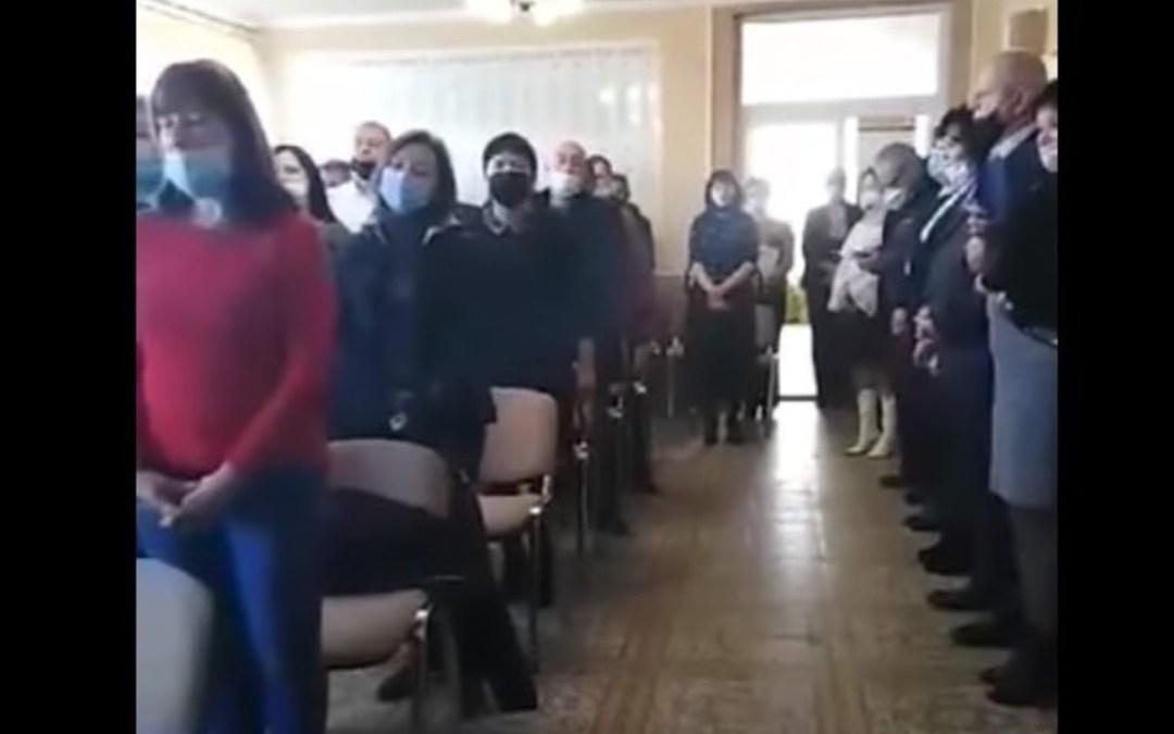 Az SZBU vizsgálja a Szürtei kistérség Himnusz-ügyét