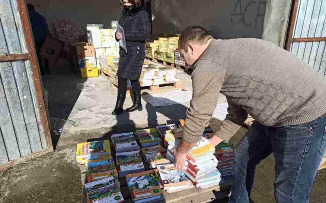 Tankönyvek a kárpátaljai magyar iskolák részére