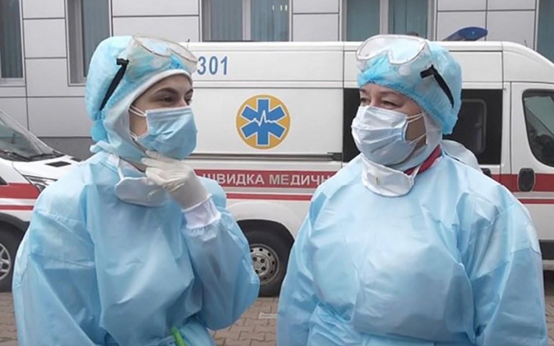 Közel négyezerrel emelkedett a koronavírusosok száma Ukrajnában