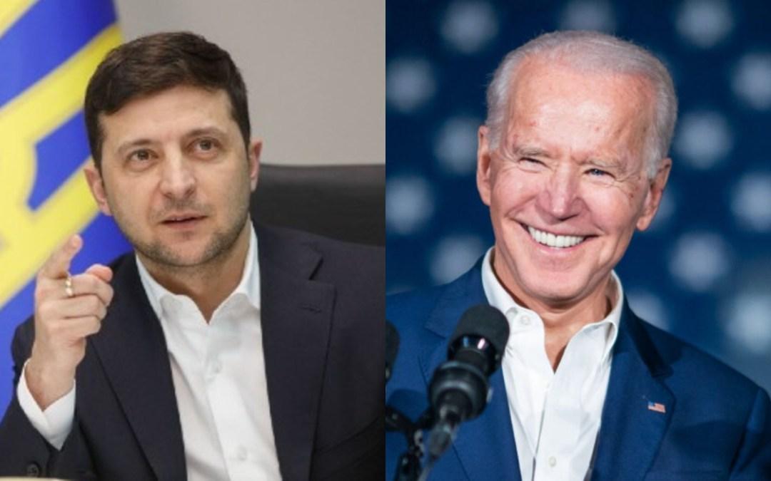 Kijev már szervezi a Zelenszkij-Biden találkozót