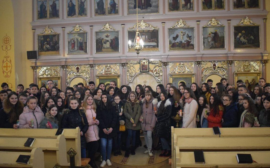 A Salánki Görögkatolikus Egyházközség kézműves foglalkozásai