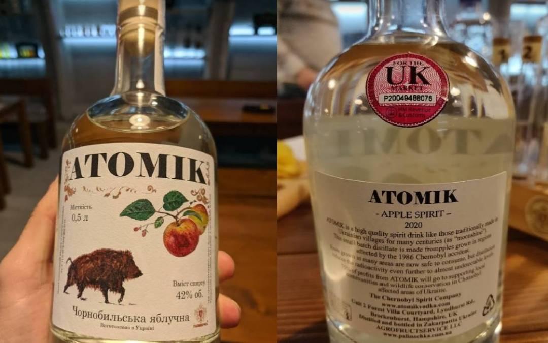Kárpátalja ma: csernobili almából főzött pálinka