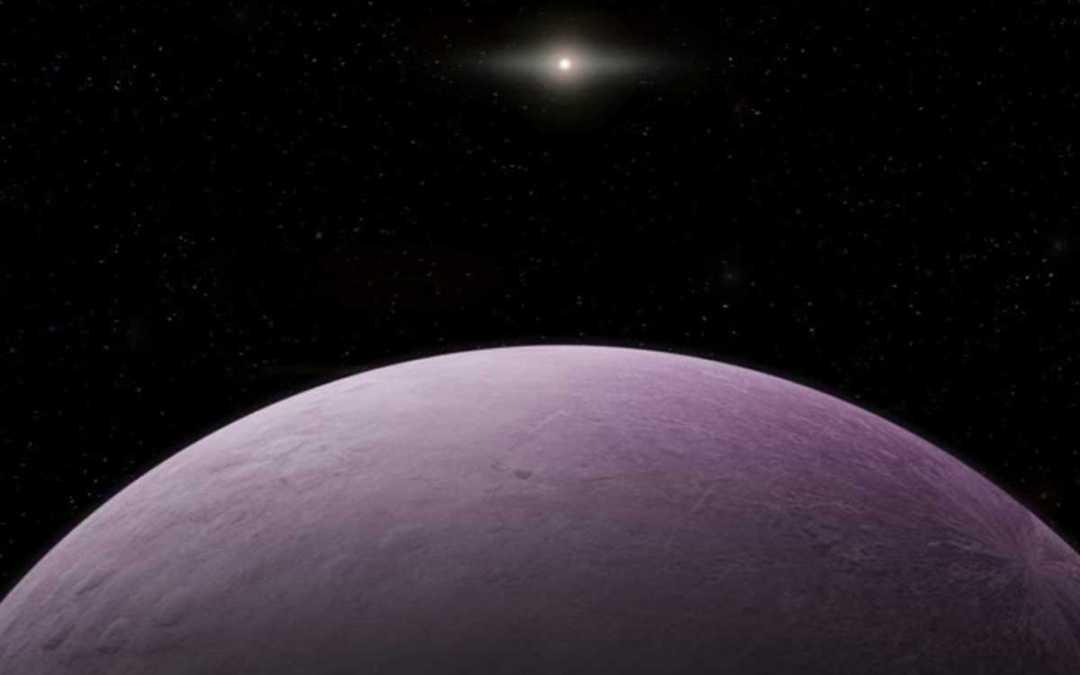 Megállapították a Naprendszer valaha megfigyelt legtávolabbi objektumának pályáját