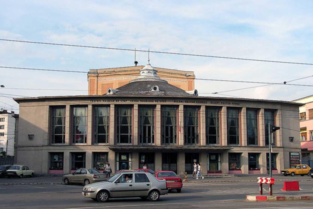 Kolozsvári Állami Magyar Színház