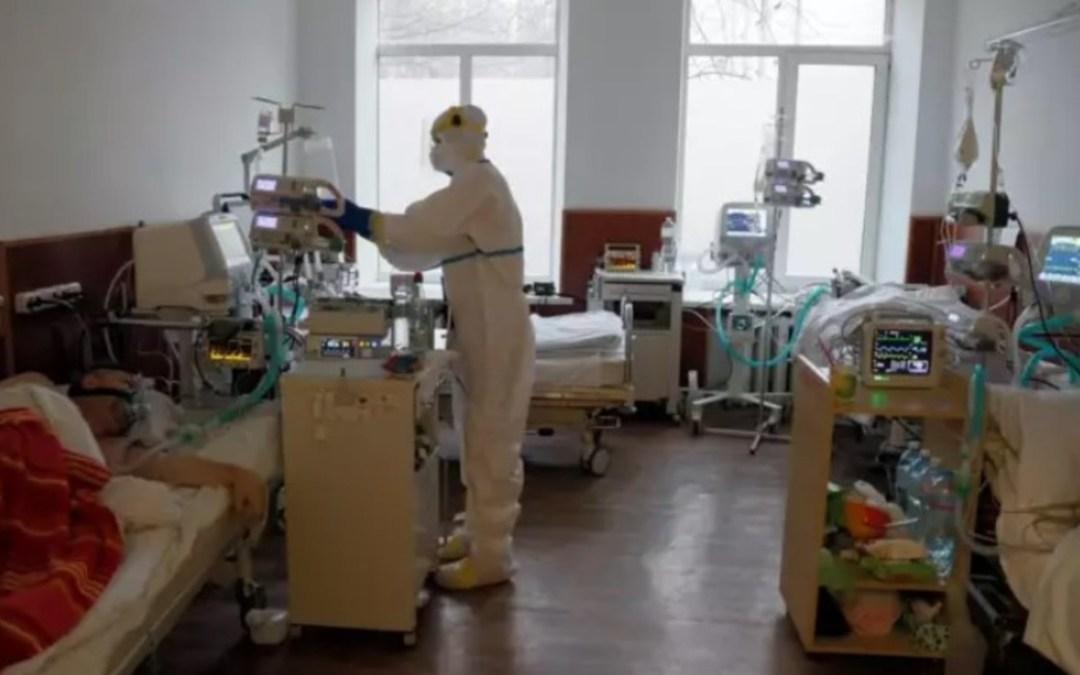 Túlzsúfoltak a kórházak Kijevben és Odesszában