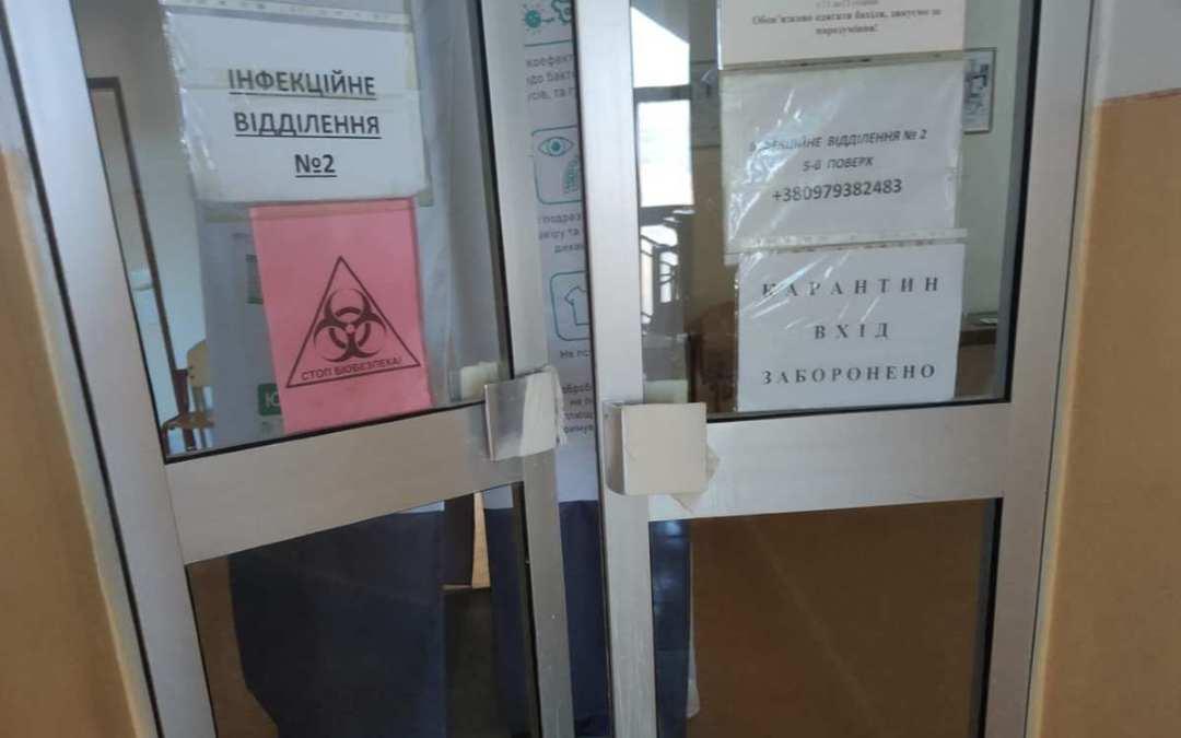 Koronavírus Ukrajnában: több mint 20 000 új eset