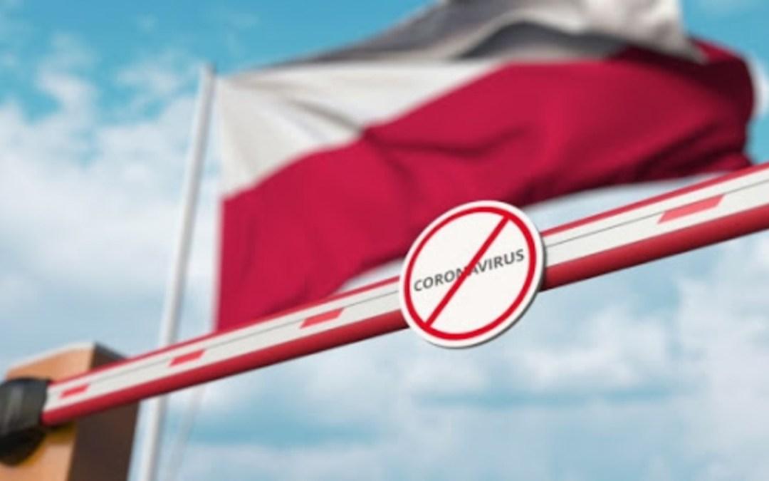 Mától változnak a Lengyelországba való belépés szabályai