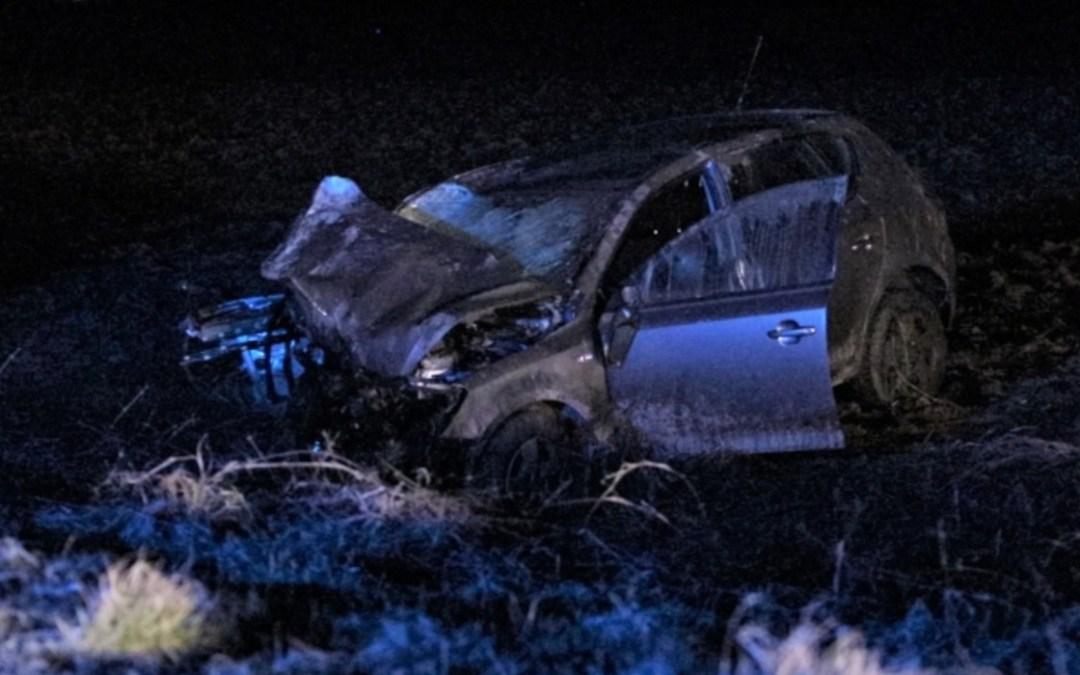 Súlyos közlekedési baleset történt a Munkácsi járásban