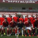 A Beregvidék FC elsőként jutott a járási Téli Kupa döntőjébe