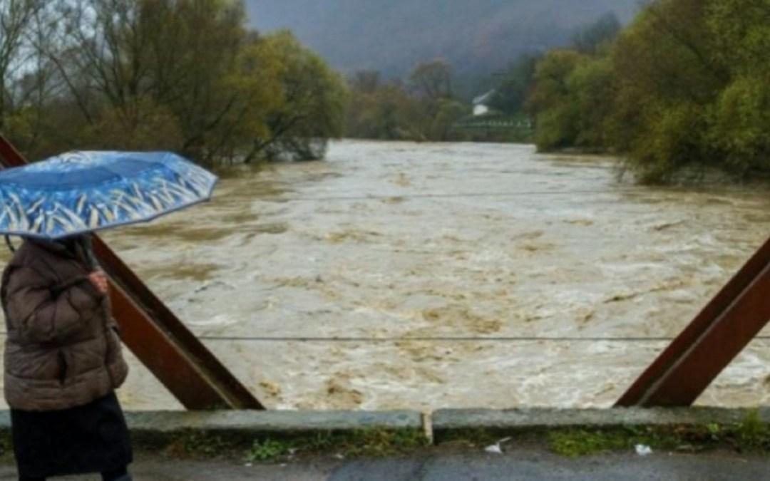 Vízszintemelkedés várható Kárpátalján