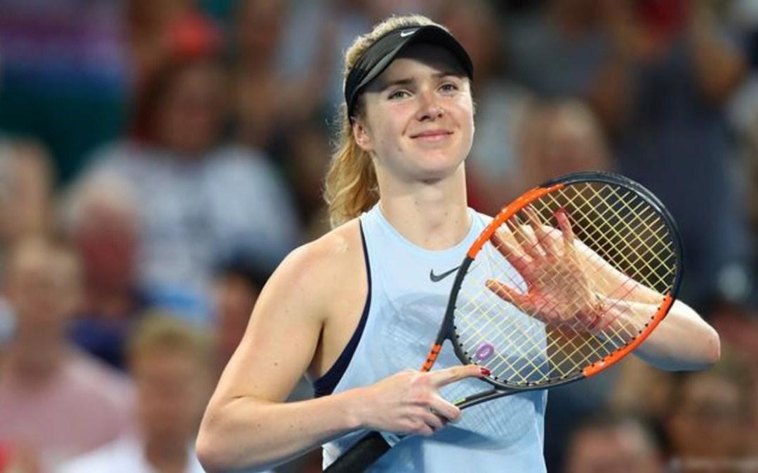 Az ukrán Jelina Szvitolina egy helyet rontott a női teniszezők világranglistáján
