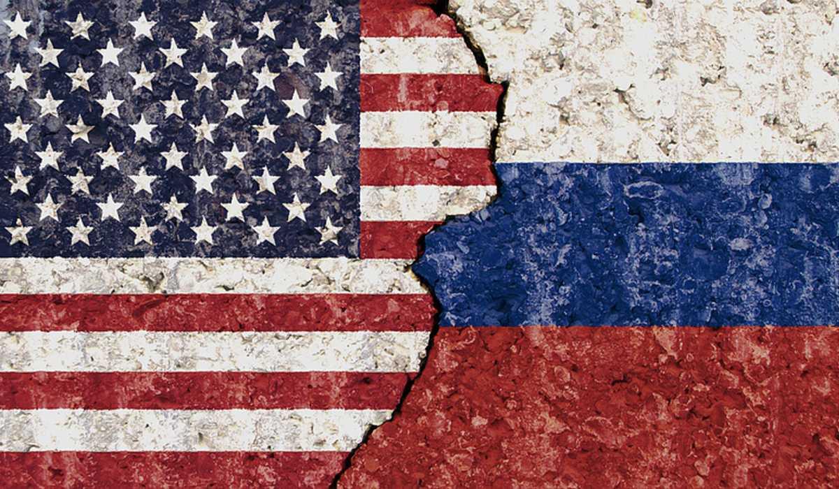 orosz amerikai zászló