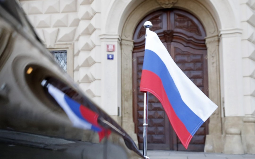 Bekérették a moszkvai amerikai nagykövetet az orosz külügyminisztériumba