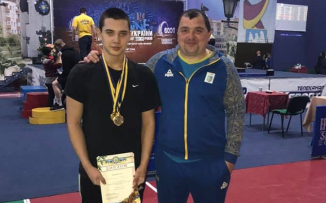 Kárpátaljai fiatal lett az országos súlyemelő bajnok