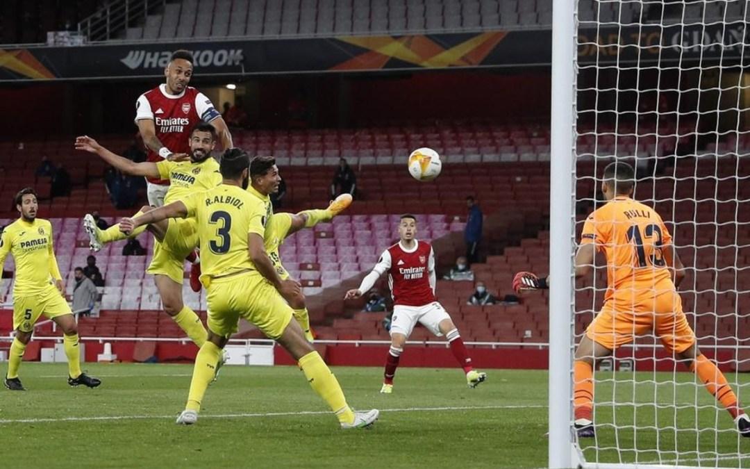 Európa-liga: kiesett az Arsenal, döntőben a Manchester United
