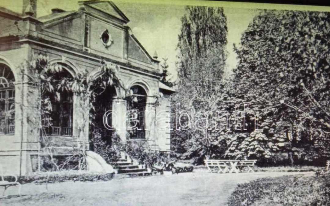 Kárpátalja anno: a balazséri Pogány-kastély