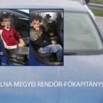 Ukrán embercsempészt vettek őrizetbe Magyarországon