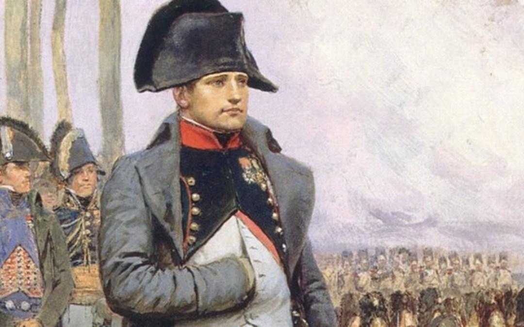 Árverést rendeznek Napóleon halálának 200. évfordulója alkalmából
