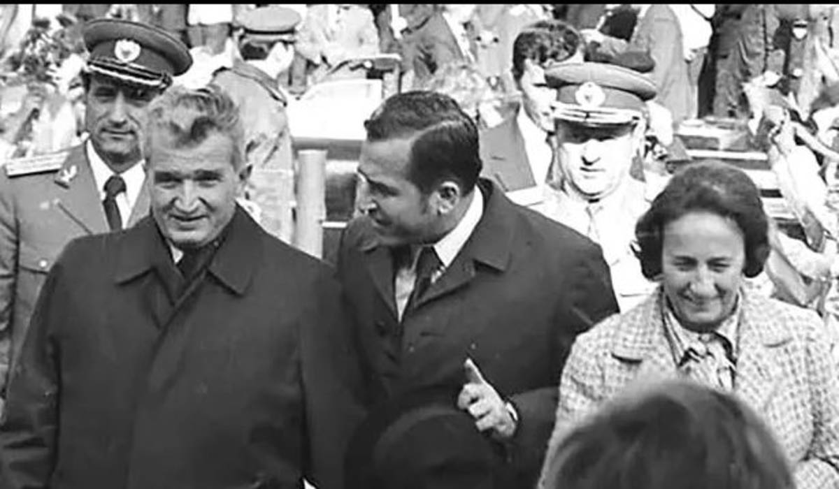 Ceausescu Iliescu