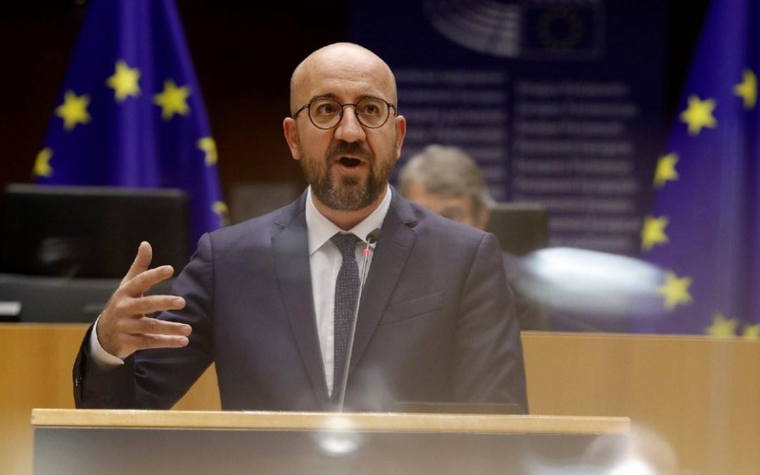 Charles Michel: minél hamarabb meg kell egyezni a zöld útlevél bevezetéséről