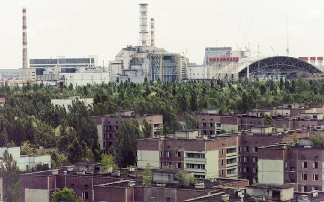 Maghasadásra utaló jeleket észleltek Csernobilban