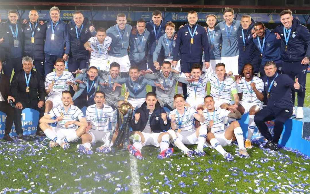 Ukrán Kupa: megvédte címét a Dinamo Kijev