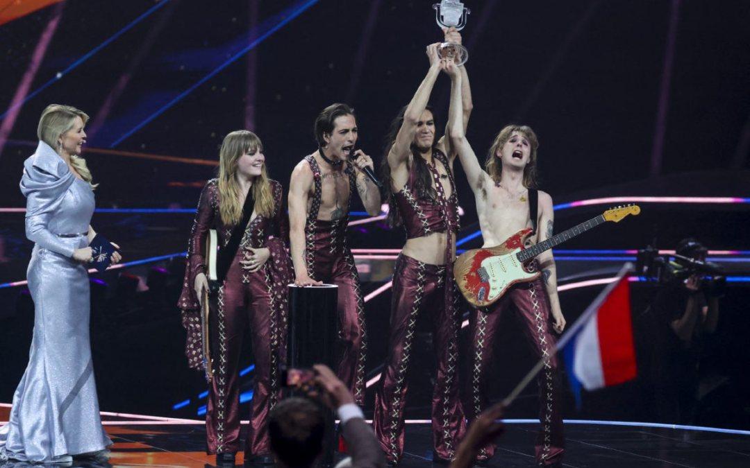 Eurovízió: Olaszország nyert, Ukrajna az ötödik