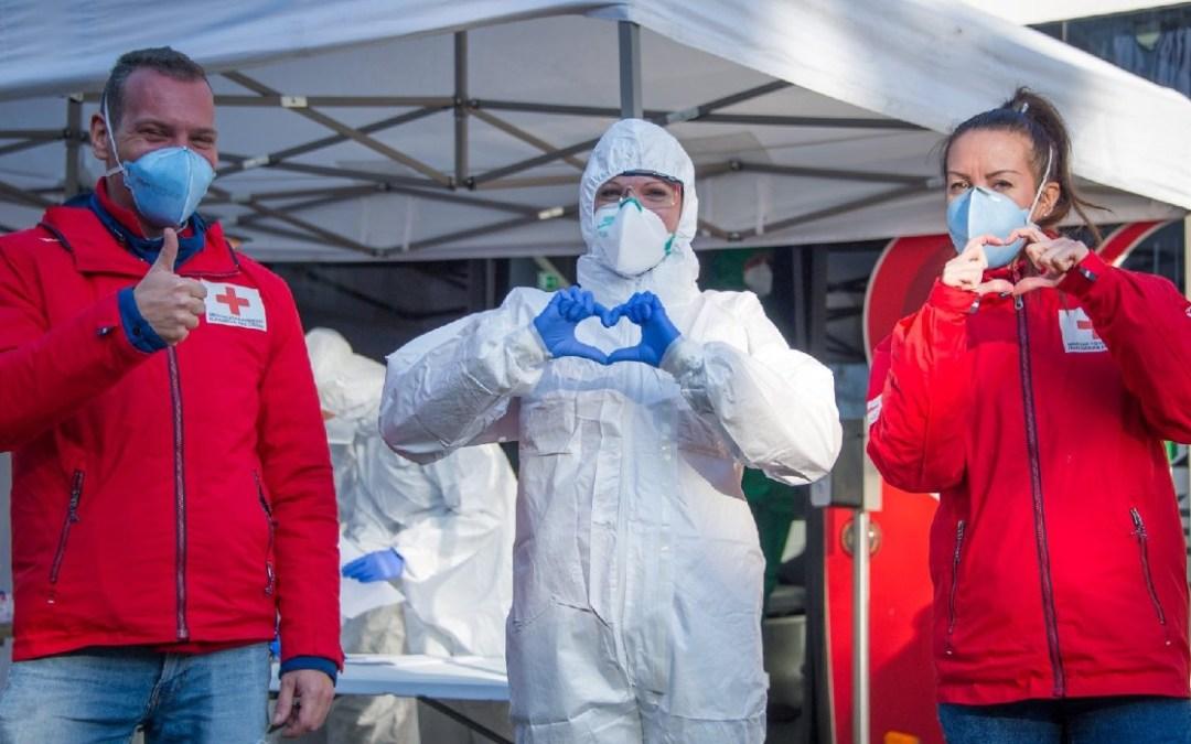 """""""Emberiességgel a békéért"""" – 140 éves a Magyar Vöröskereszt"""