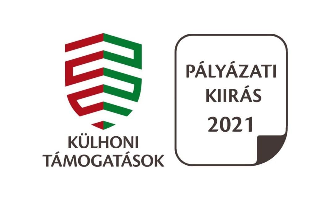 Szülőföldön magyarul – pályázati felhívás