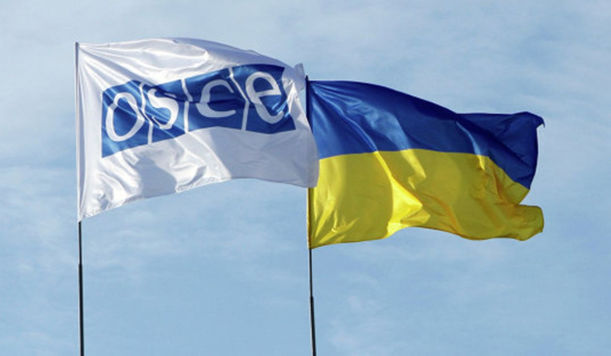 EBESZ-Ukrajna