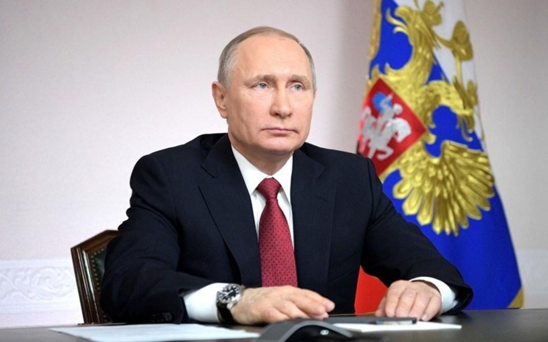 Putyin: fenyegetést jelent Oroszország számára a külföldi katonai jelenlét Ukrajnában