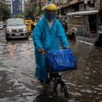 Tízezrek menekülnek az áradások elől a Fülöp-szigeteken