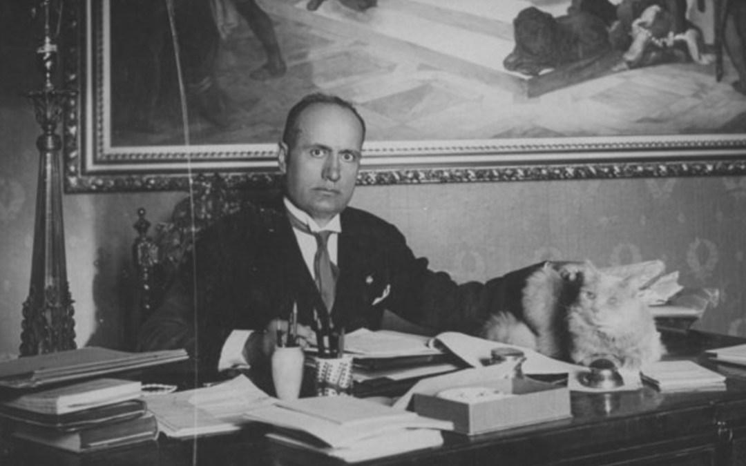 78 éve bukott meg a fasiszta diktatúra Olaszországban