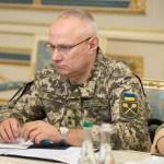 Az ukrán elnök leváltotta a fegyveres erők főparancsnokát